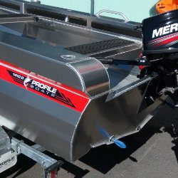 Profile Boats Testimonal by David Stettner 1410D