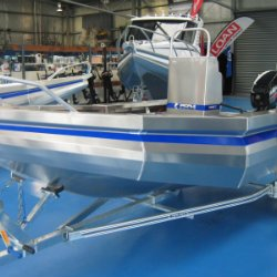 Profile Boats Testimonal by Trevor Mitchell 1410CC