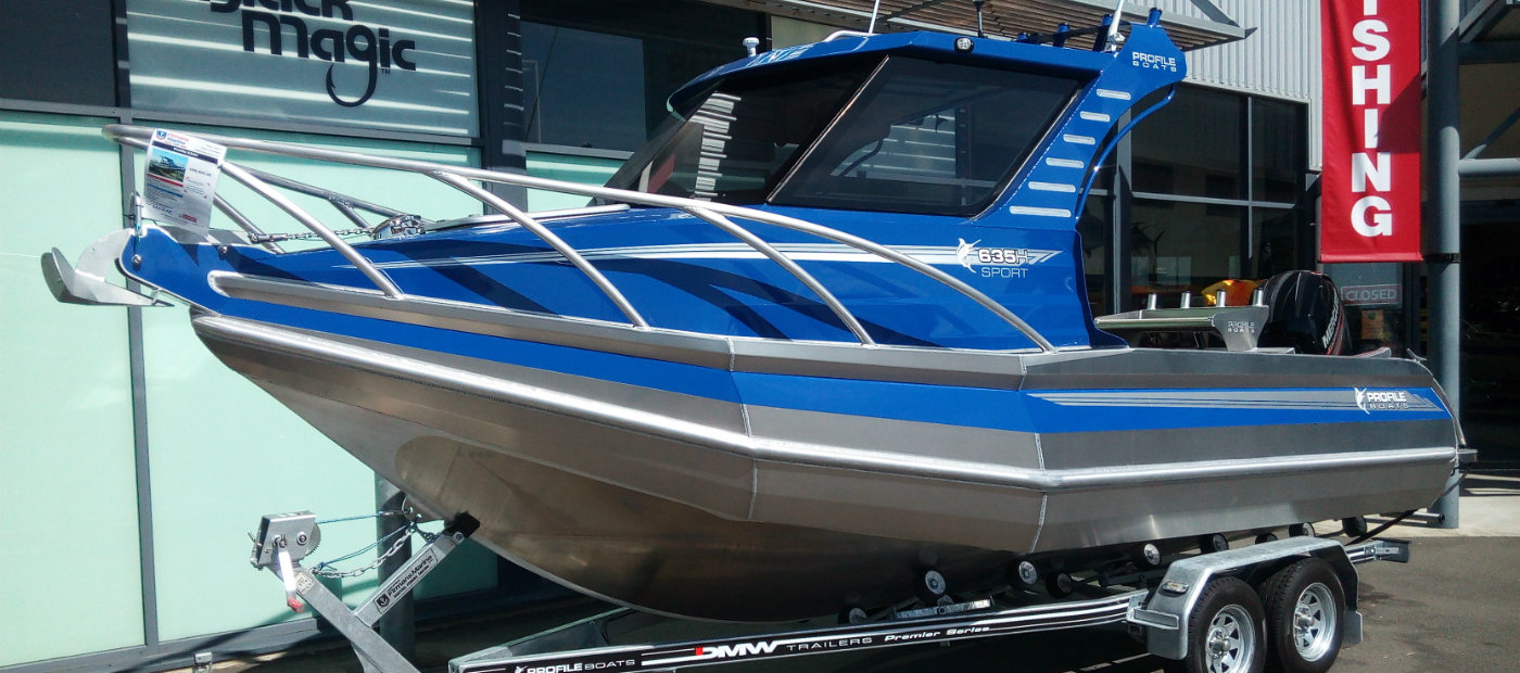 Procell Boats 2100H