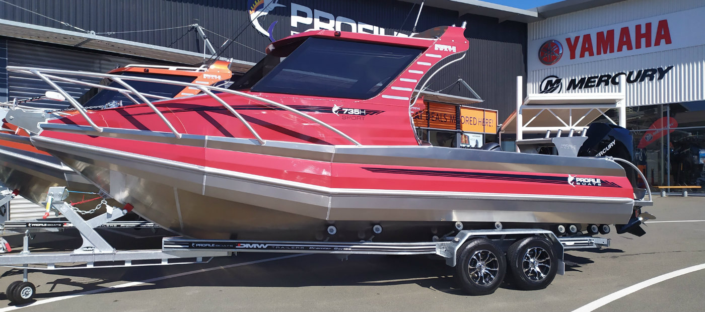 Procell Boats 2420H