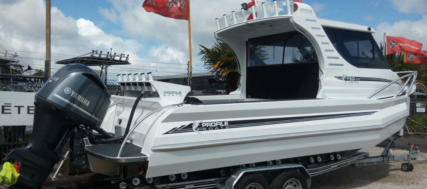 Procell Boats 2500HW