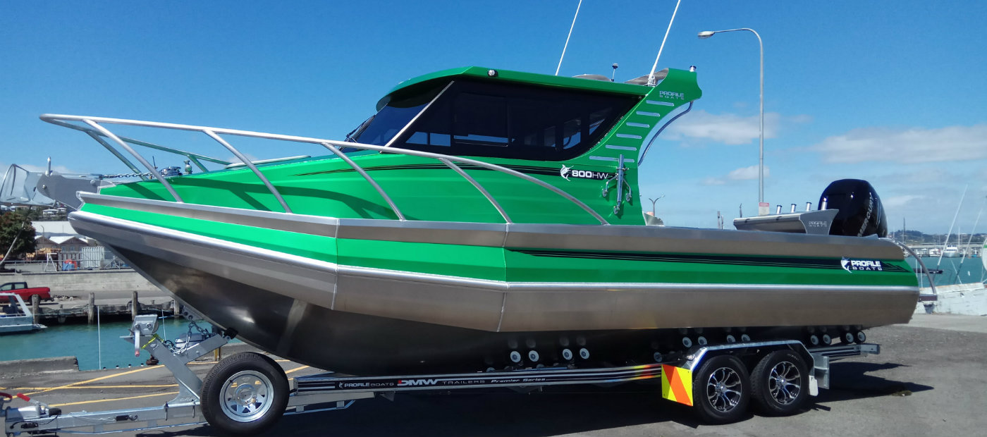 Procell Boats 2620HW