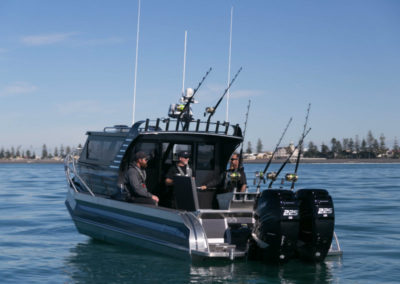 Profile Boats Testimonal by Carl Smith WA 940HW