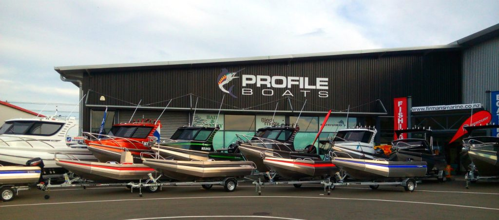 Profile Boats Pro-10 Warranty