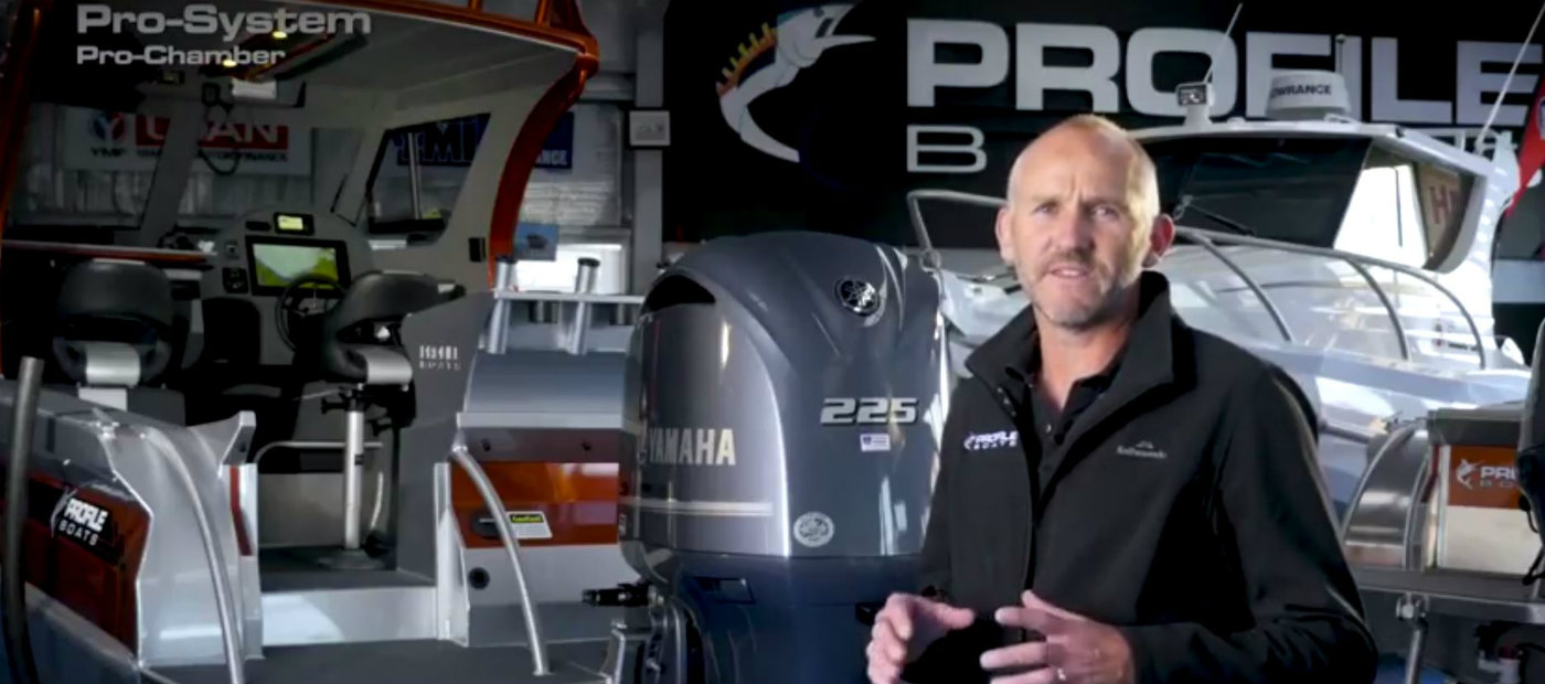 Procell Boats Pro3+3 Chamber